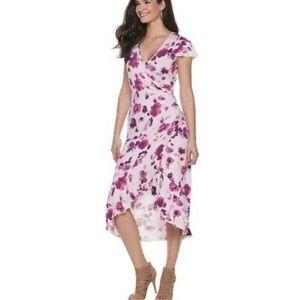 COPY - Juicy Couture Pink Wrap Dress NWT  XS Juni…